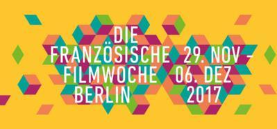 Rendez-vous à la 17e Semaine du Cinéma français à Berlin