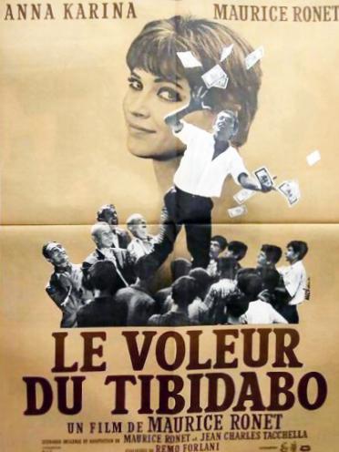 Le Voleur du Tibidabo