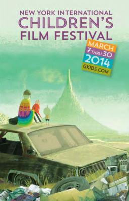 Festival internationacional de cine para niños de Nueva York - 2014