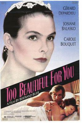 Too Beautiful for You - Poster Etats-Unis