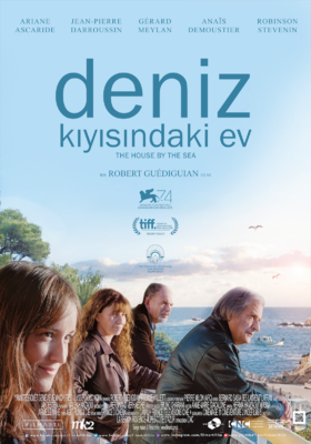 The House by the Sea - Poster - Turkey