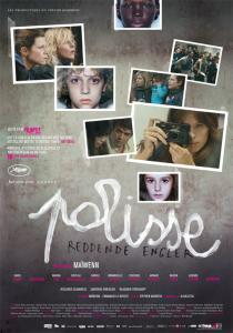 Polisse - Poster - Norway