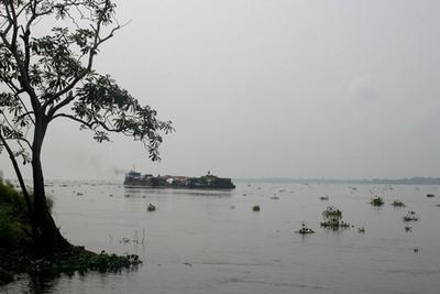 Congo River / 仮題:コンゴリバー