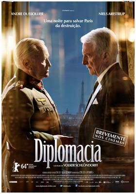 Diplomatie - Poster - Portugal