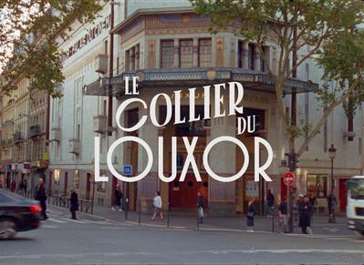 Le Collier du Louxor