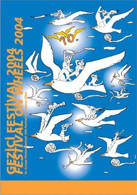 Festival itinérant de films européens d'Ankara - 2004