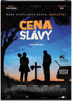 La Rançon de la gloire - Poster - Slovakia