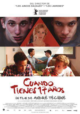 Cuando tienes 17 años - Poster Espagne