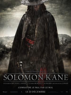 Solomon Kane - Poster - France