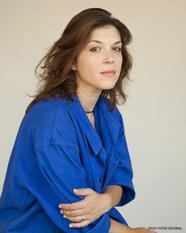 Alexandra Karamisaris - ©   Michel Blondeau