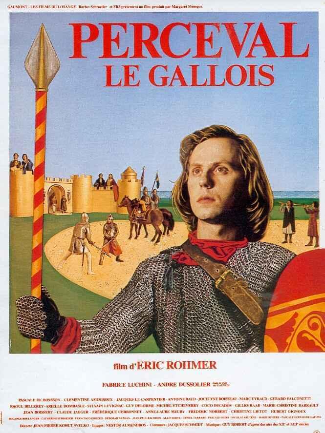 Chrétien de Troyes - Poster France
