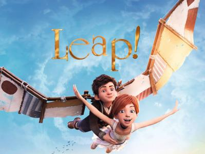 Leap! enjoys outstanding success in the USA