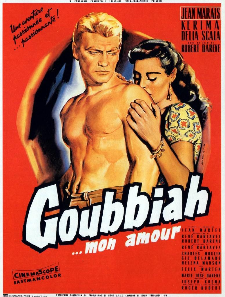 Goubbiah, mon amour