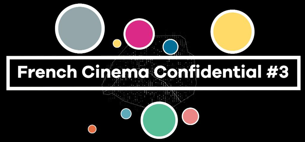 French Cinema Confidential: Day 3