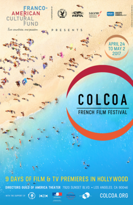 CoLCoA French Film Festival - 2017