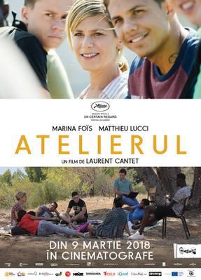 L'Atelier - Poster - Romania