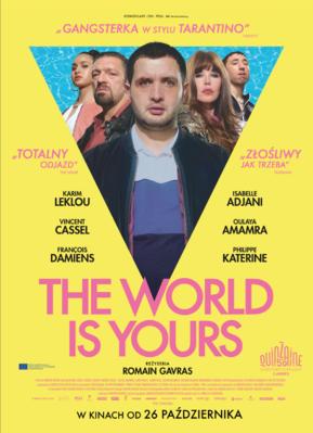 El mundo es tuyo - Poster - Poland