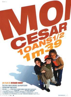Moi Cesar 10 ans 1/2, 1m39 / ぼくセザール 10歳半 身長1m39cm