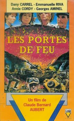 Les Portes de feu - Jaquette VHS France