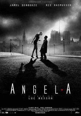Angel-A - Poster - États Unis