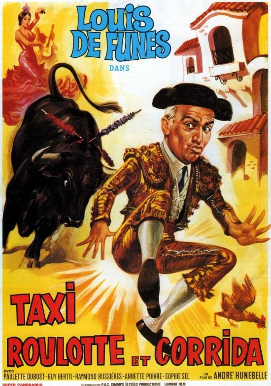 taxi roulotte et corrida 1958 unifrance films. Black Bedroom Furniture Sets. Home Design Ideas