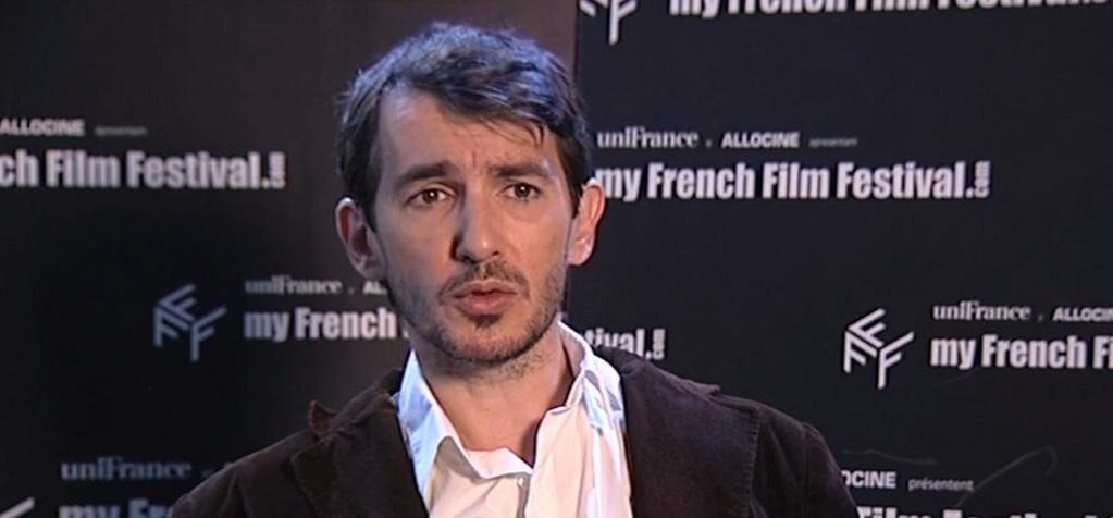 Interview with Franck Dion