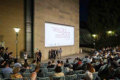 El 10° Rendez-Vous con el Nuevo Cine Francés han tenido lugar al aire libre - © Christian Mantuano