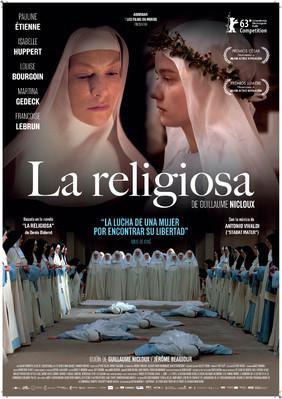 La Religiosa - Poster - Spain