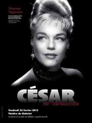 Cesar Awards - French film industry awards - 2013