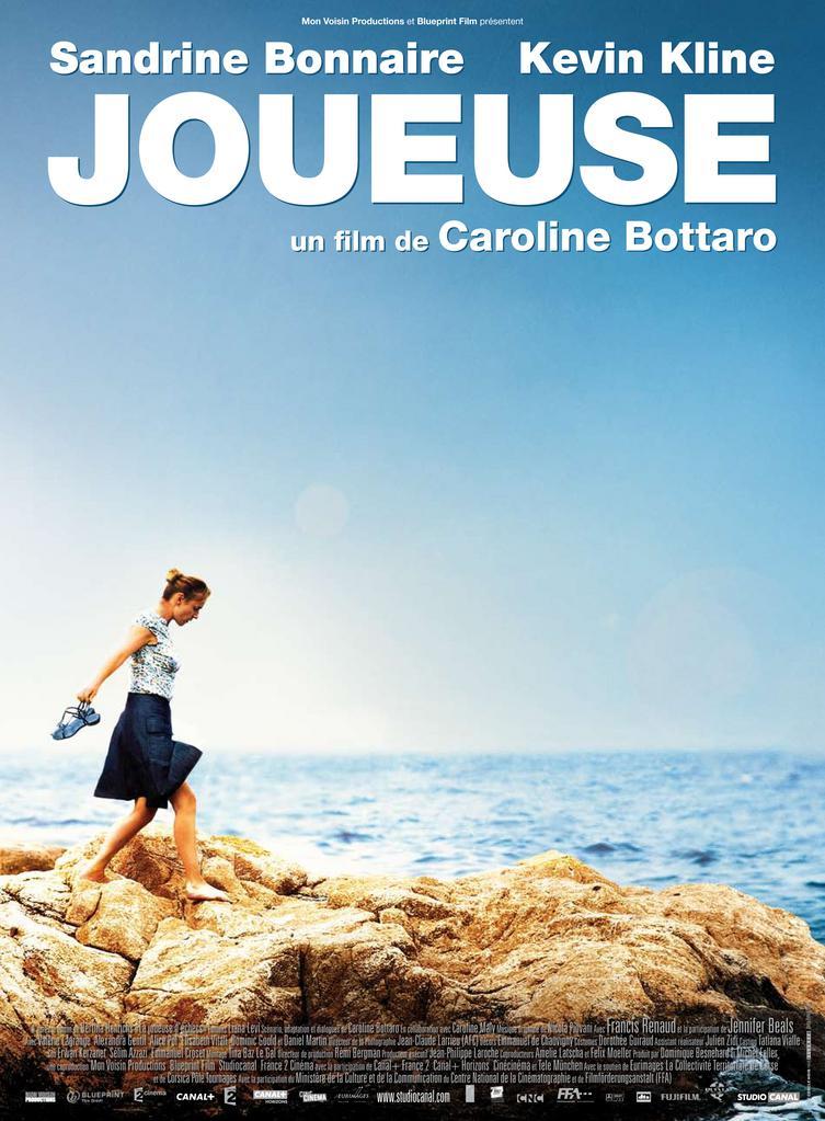 Jennifer Beals - Poster - France