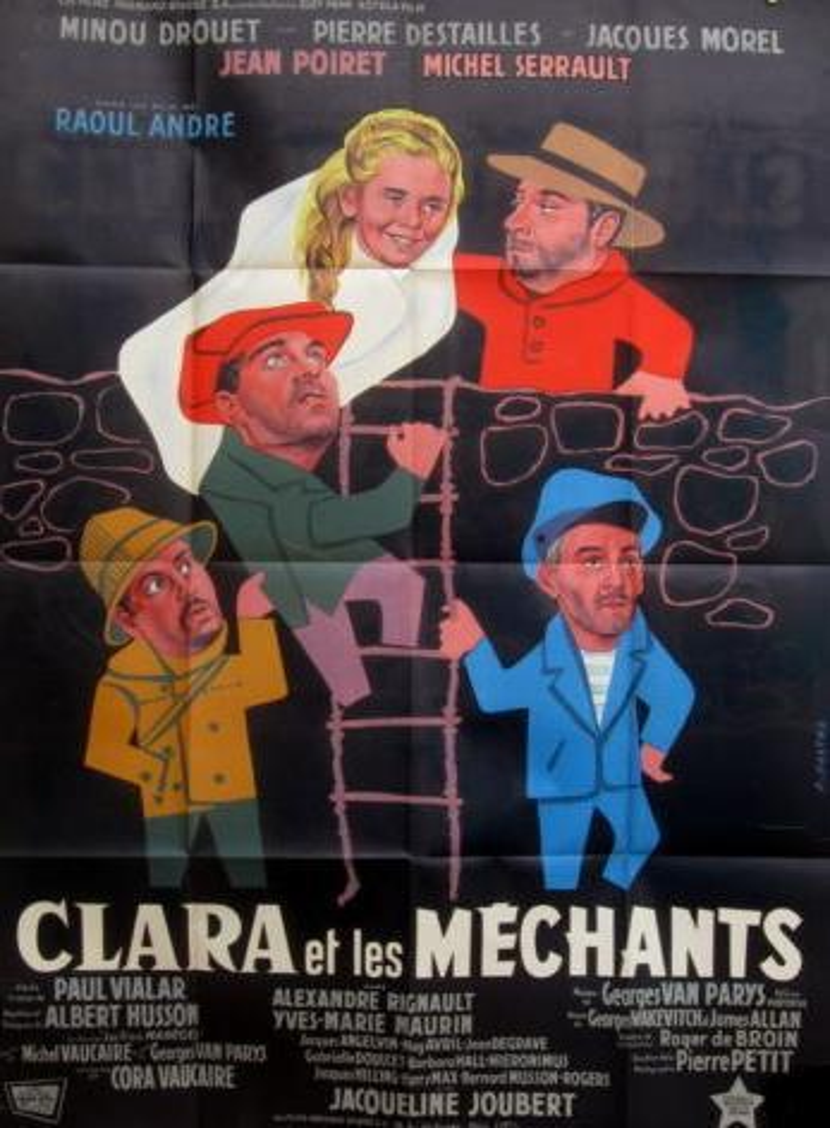 Clara et les méchants (ou Bourreaux d'enfants)