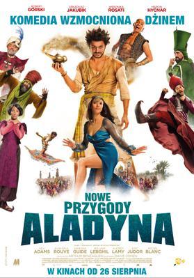 Les Nouvelles Aventures d'Aladin - Poster - Poland