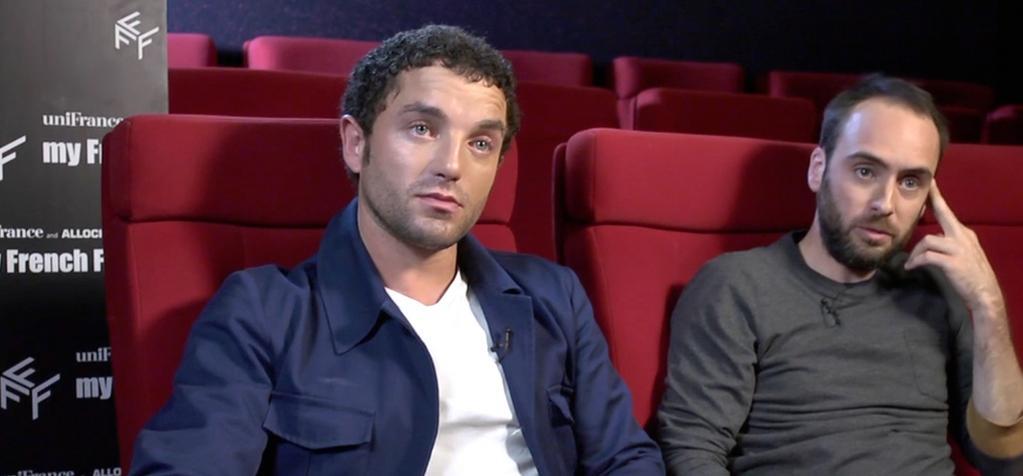 インタヴュー : François Pirot & Guillaume Gouix