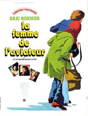 La Mujer del Aviador - Poster France