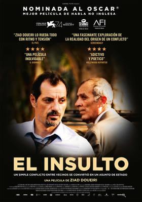 El Insulto - Poster - Spain