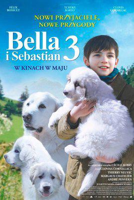 Belle et Sébastien 3, le dernier chapitre - Poster - Poland