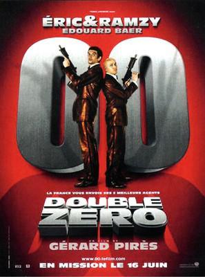 Double Zero / ダブルオー・ゼロ - Poster France