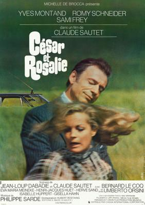 Cesar and Rosalie