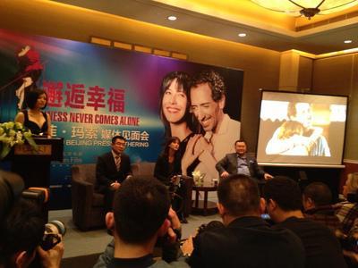 China, Taiwán y Hong Kong al son de La Galia