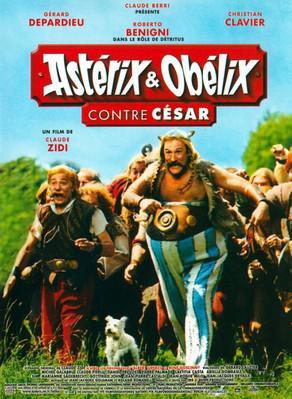 Astérix et Obélix contre César - Poster France