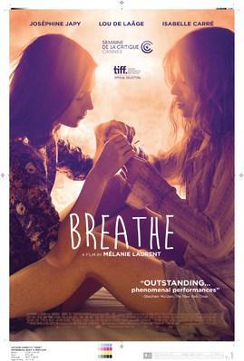 Respire - Poster - USA