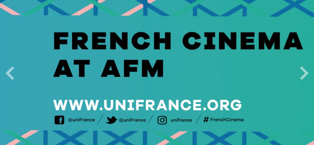 Los agentes de ventas franceses en el 41° AFM