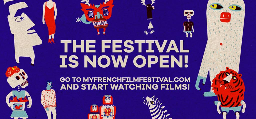 C'est parti pour la 11e édition de MyFrenchFilmFestival !