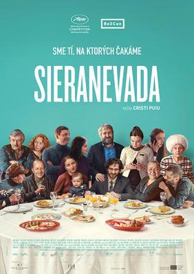 Sieranevada - Poster Slovakia