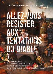 La Tentation de Saint Antoine de Jérôme Bosch