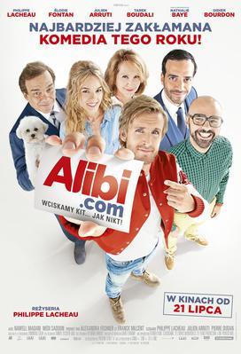 Alibi.com (agencia de engaños) - Poster - Poland
