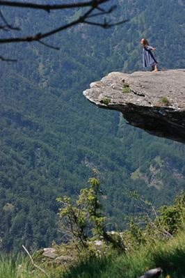 Cino, l'enfant qui traversa la montagne