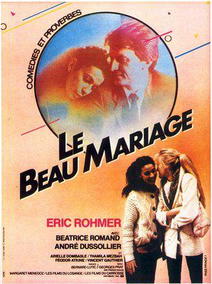 Le Beau Mariage - Poster France