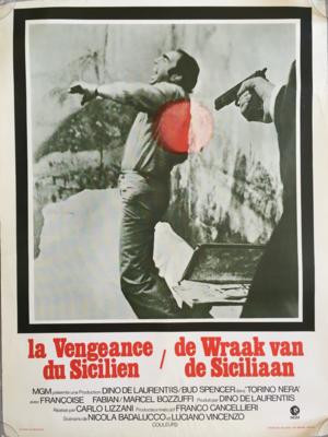 Turin negro - Poster - Belgium