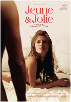 Jeune & jolie - Poster - The Netherlands